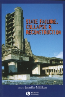 State Failure, Collapse & Reconstruction, Paperback / softback Book