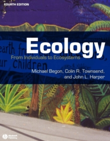 Ecology - From Individuals to Ecosystems 4E, Paperback Book