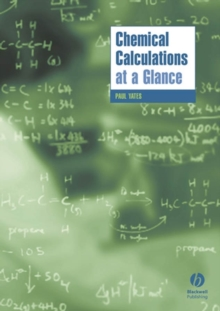 Chemical Calculations at a Glance, Paperback / softback Book
