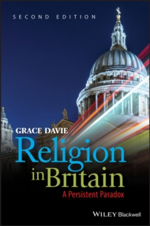Religion in Britain : A Persistent Paradox, Paperback / softback Book
