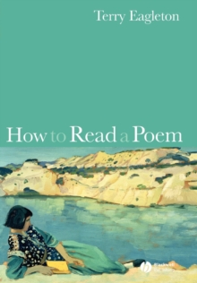 How to Read a Poem, Paperback Book