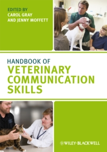 Handbook of Veterinary Communication Skills, Paperback / softback Book