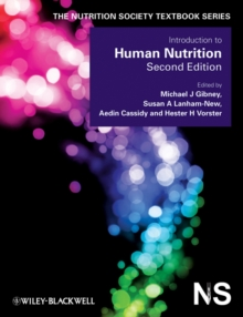 Introduction to Human Nutrition 2E, Paperback Book