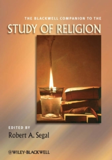 The Blackwell Companion to the Study of Religion, Paperback / softback Book