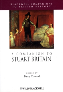 A Companion to Stuart Britain, Paperback / softback Book
