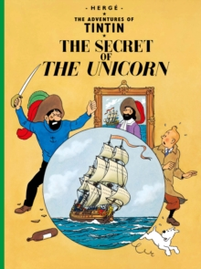 The Secret of the Unicorn, Paperback Book