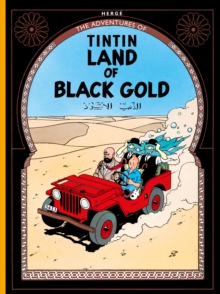 Land of Black Gold, Hardback Book
