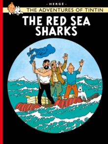 The Red Sea Sharks, Hardback Book