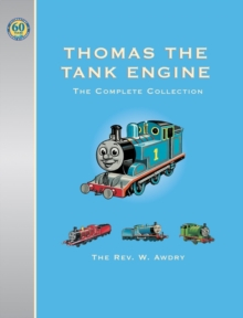 The Thomas the Tank Engine the Railway Series: The Complete Collection, Hardback Book
