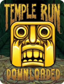 Temple Run Downloaded, Paperback Book