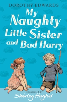 My Naughty Little Sister and Bad Harry, Paperback Book
