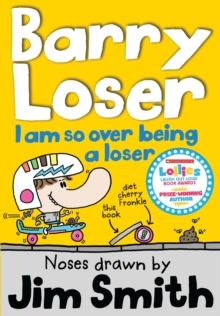 Barry Loser: I am So Over Being a Loser, Paperback Book