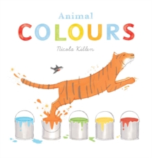 Animal Colours, Board book Book
