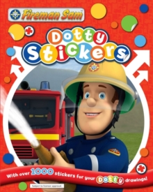 Fireman Sam: Dotty Stickers, Paperback Book