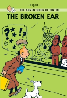 The Broken Ear, Paperback / softback Book