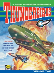 Thunderbirds Classic Comics Vol 2, Paperback Book