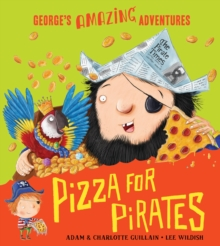 Pizza for Pirates, Paperback Book