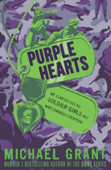 Purple Hearts, Paperback Book