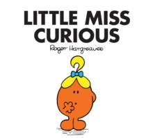Little Miss Curious, Paperback Book