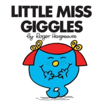 Little Miss Giggles, Paperback Book