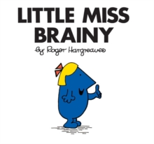 Little Miss Brainy, Paperback Book