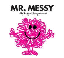 Mr. Messy, Paperback Book