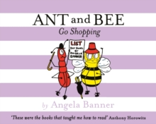 Ant and Bee Go Shopping, Hardback Book
