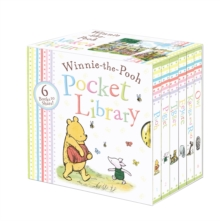 Winnie-the-Pooh Pocket Library, Board book Book