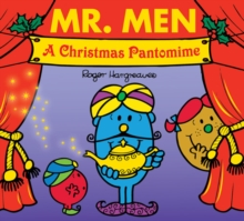 Mr. Men A Christmas Pantomime, Paperback Book