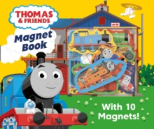 Thomas & Friends: Engines to the Rescue! Magnet Book, Board book Book