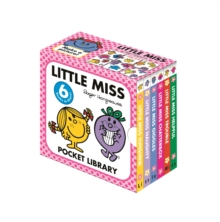 Little Miss: Pocket Library, Board book Book