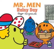 Mr. Men A Rainy Day, Paperback Book