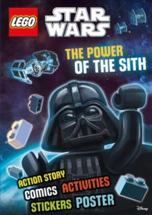 LEGO (R) Star Wars: The Power of the Sith (Sticker Poster Book), Paperback Book