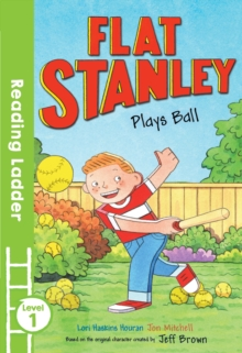 Flat Stanley Plays Ball, Paperback Book