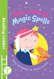 Flora the Fairy's Magic Spells, Paperback Book