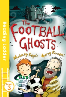 The Football Ghosts, Paperback Book