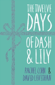 The Twelve Days of Dash and Lily, Paperback Book