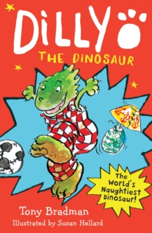 Dilly the Dinosaur : 30th anniversary edition, Paperback Book