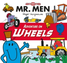 Mr Men Adventure on Wheels, Paperback / softback Book
