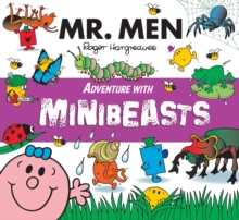 Mr. Men Adventure with Minibeasts, Paperback / softback Book