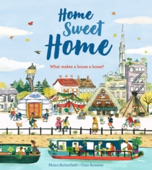 Home Sweet Home, Paperback / softback Book