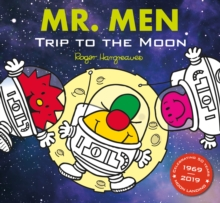 Mr Men: Trip to the Moon, Paperback / softback Book