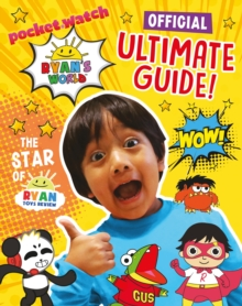 Ryan's World Ultimate Guide, Paperback / softback Book