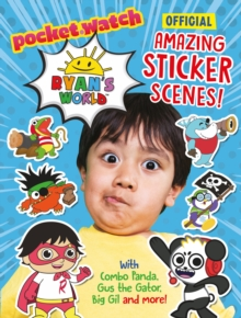 Ryan's World: Amazing Sticker Scenes, Paperback / softback Book
