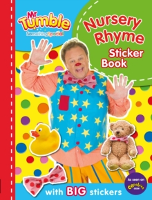 Mr Tumble Something Special: Nursery Rhyme Sticker Book, Paperback / softback Book