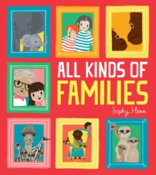 All Kinds of Families, Paperback / softback Book
