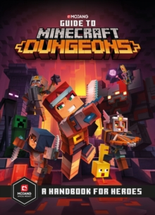 Guide to Minecraft Dungeons, Hardback Book