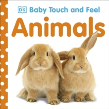 Baby Touch and Feel Animals, Board book Book