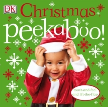 Christmas Peekaboo!, Board book Book