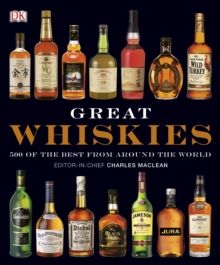 Great Whiskies, Hardback Book